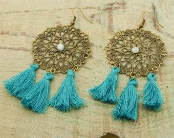 Kit d-rings ' ear bronze prints