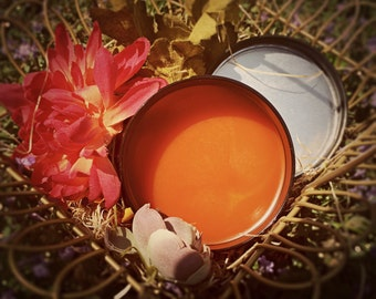 Cayenne Pepper Pain Salve: with Peppermint Essential Oil