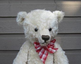 Stefan, German Mohair, Pyschny Artist Bear by Bear By Bear,