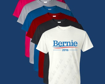 Bernie Sanders 2016 Short Sleeve T-Shirt (Sizes S-4XL)