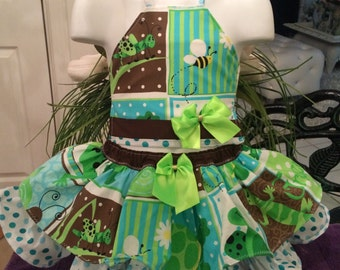 CUSTOM NATIONAL SPRiNG BUGS Pageant Casual Wear 2T - 4T OOc