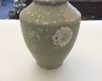 Celadon Ware Shipwreck Ware Vase 1720-1750