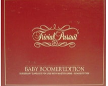 Trivial Pursuit Baby Boomer Edition
