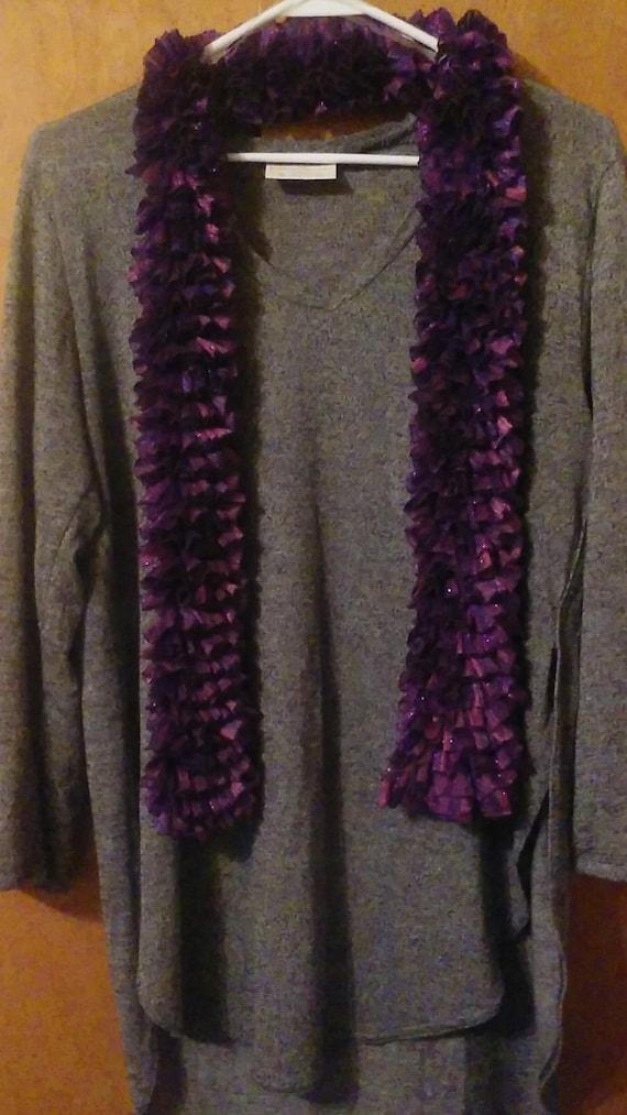 Aurora Ribbon Scarf
