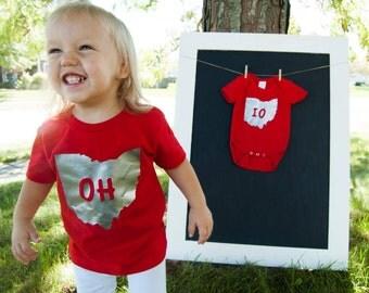OH-IO set, OSU, Buckeyes, Ohio state, go bucks, Ohio state university, scarlet and grey, Ohio, Oh, io, Brutus, the horseshoe, Columbus Ohio