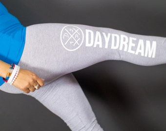 DayDream Leggings / Heather Grey