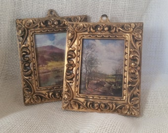 Vintage Frames - Small (Lot of 2)