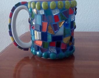 Mosaic Pencil holder