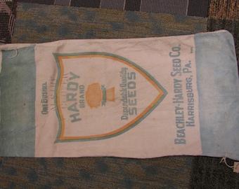 Beachley-Hardy Seed Sack