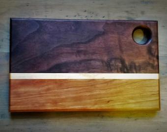 Handmade Hardwood Serving Board