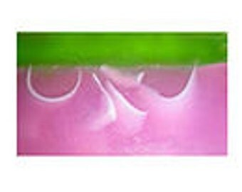 Mild soap without oil Glycerin vegetable watermelon
