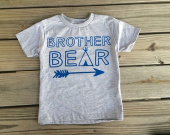 Boy's Brother Bear shirt