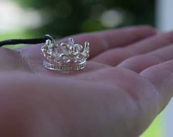 Cute Crown Necklace