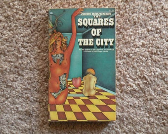 The Squares of The City by John Brunner [1973 - paperback]