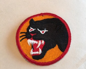 Vintage WWII US Army Patch 66th infantry