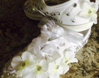 Bride Sneakers*Bride Flats* Bridal Sneakers* Bridesmaids*Bride Shoes*
