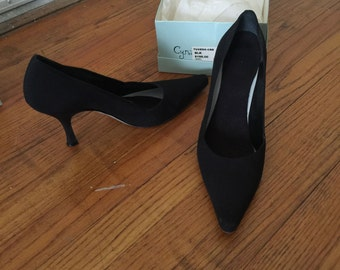 2 pairs of cynthia rowley evening heels