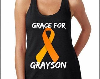 Grace for Grayson Tank
