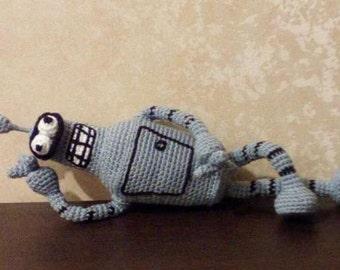 Bender Bending Rodriguez (Робот Бендер из Футурамы)