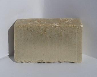 Scottish Oatmeal Tea Tree Soap