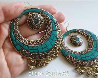 Tibetian earring