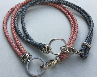 Double Braided Tag Collar