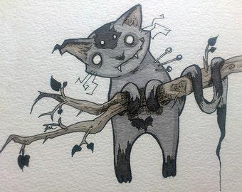 Custom Creepy Cute Creature Picture!