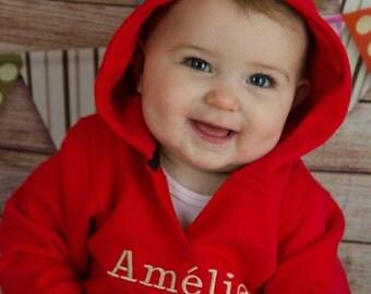 Personalised hoody ,baby hoody, toddler hoody, kids hoody, personalised gift, personalized hoody, personalized gift, custom gift, baby gift