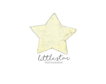 Custom Little Star Logo Graphic