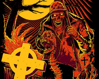 Ghost of Gein - Second Edition - Digital Print