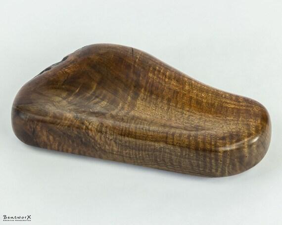 Claro Walnut Decorative Dish | Bentworx™