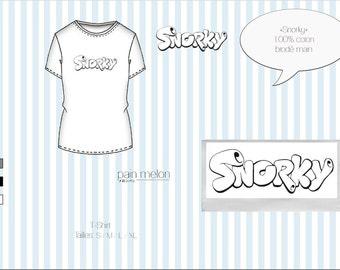 """t-shirt men """"Snorky"""""""