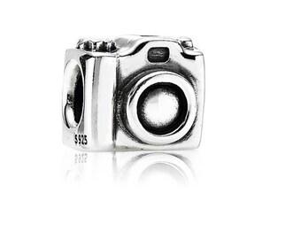 Retired pandora camera charm