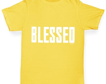 Boy's Blessed T-Shirt