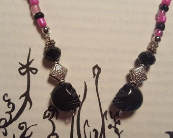 """Beaded Bookmark- 20"""" or 15"""""""