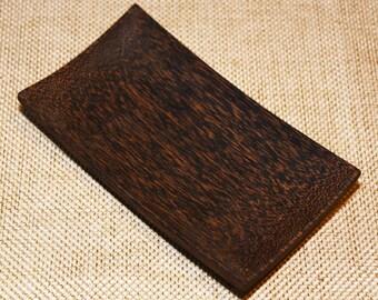 4 Black Palm Lumber Bf
