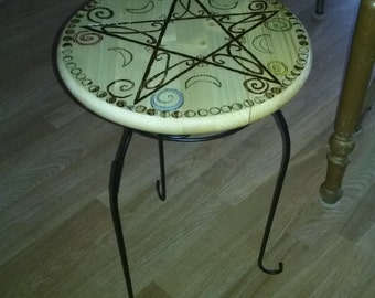 wiccan 13 moon Alter table