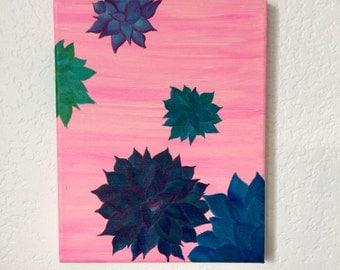 Succulent Dream Painting