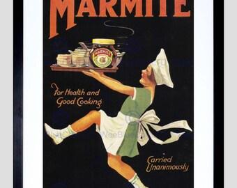 Food Advert Spread British Health Cooking Kitchen Art Print Poster FEBB6958