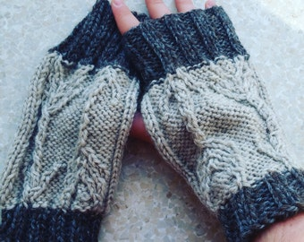 Arrow Cable Arm Warmers and Hat