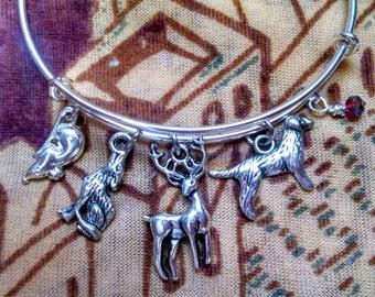 Marauders Inspired Bracelet