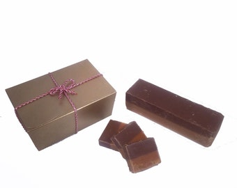 Chocolate Orange Handmade Fudge 300g Gift Box