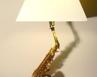 Lamp alto saxophone / SAX alto lamp