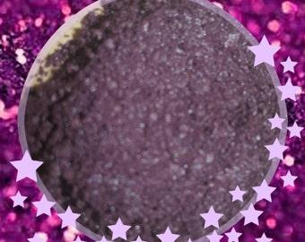 LOOSE MINERAL EYESHADOW(purple blue sparkle)