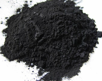 Activated Charcoal Powder, Fine Powder for Natural Soap Colorant, Soapmaking Ingredient, Detoxifying powder, Soap Supplies, Activated Carbon