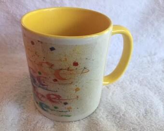 Dance Dance Dance 11oz ceramic mug