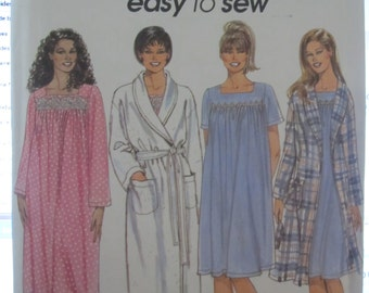 PATTERN SIMPLICITY 7944 gown and jacket for women size 26W 32W