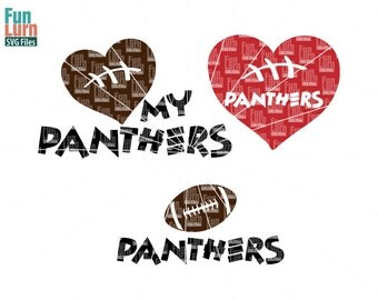 """Shop """"panthers svg"""" in Drawing, Painting & Writing Supplies"""