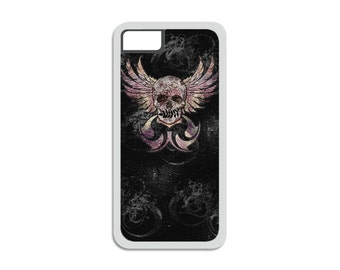 Skull n Roses iPhone Case