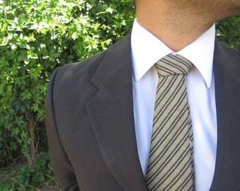 Vintage Giorgio Armani Classico Silk Necktie
